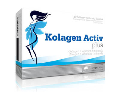 OLIMP KOLAGEN ACTIV PLUS SUPLEMENT DIETY