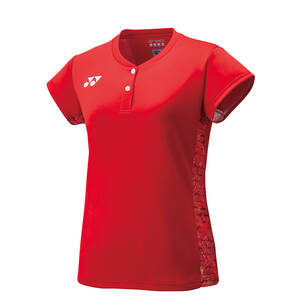 YONEX 20412EX SUNSET RED POLO DAMSKIE