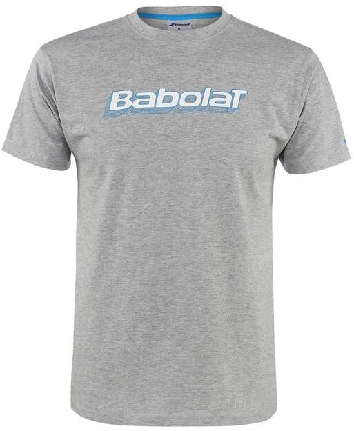 Koszulka Babolat Tshirt Training Basic Men - Grey