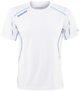 Koszulka Babolat T-Shirt Match Core Men - White w ziba.pl