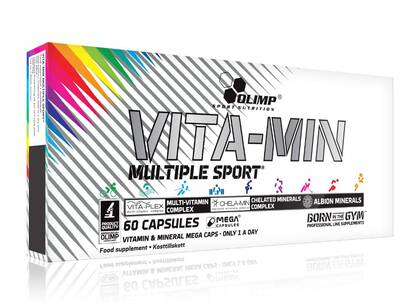 OLIMP VITA-MIN MULTIPLE SPORT SUPLEMENT DIETY